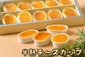 半熟チーズカップ400