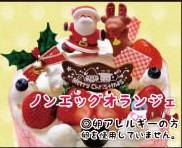 ストロベリーショコラチーズクリスマス